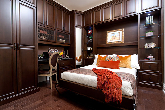 Dual Purpose Guest Room Ideas With Wall Beds