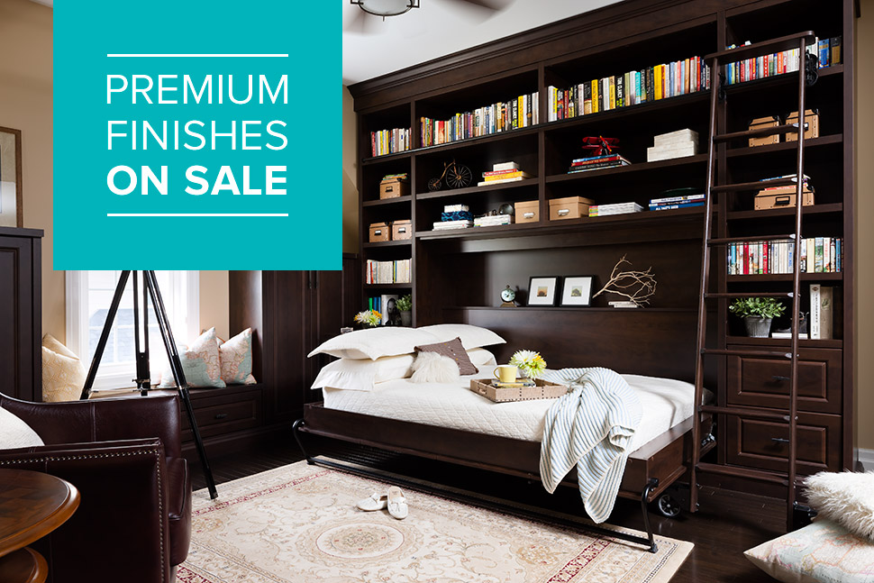 Premium Finishes on sale