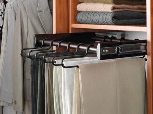 closet accessory organizer pant rack