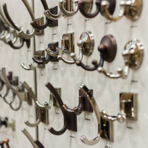 closet accessory organizer multiple hooks