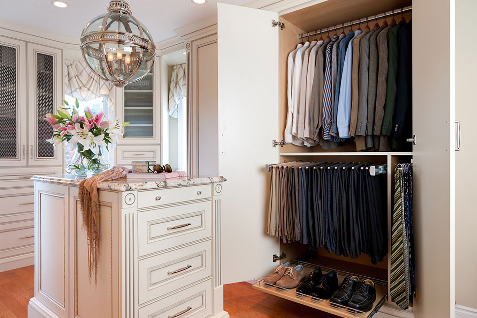 Essential Closet Accessories For His And Hers Closets