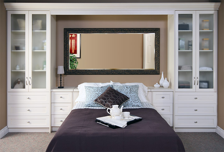bed surround storage 2