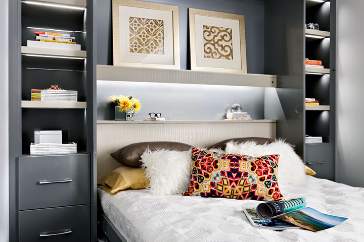 smart ways to reclaim and organize your bedroom