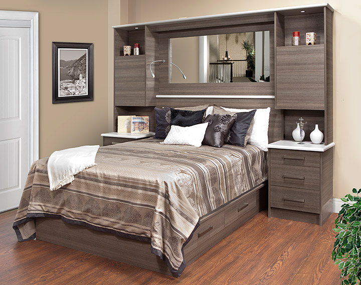 bed surround storage 1