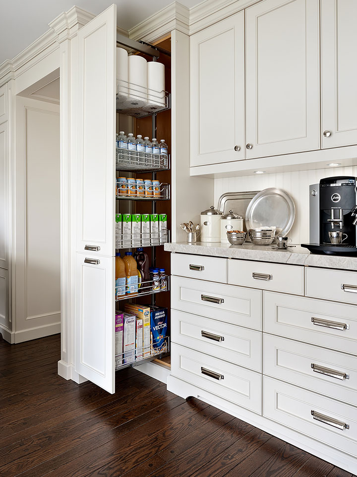 Pantry kitchen design ideas