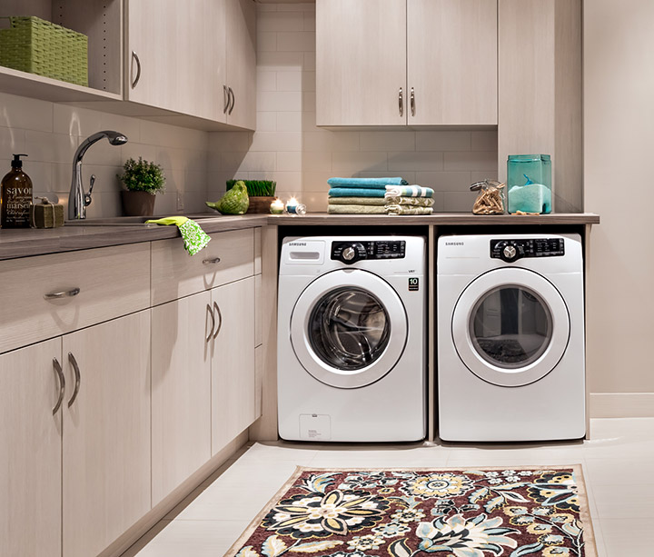 custom cabinetry ideas laundry room