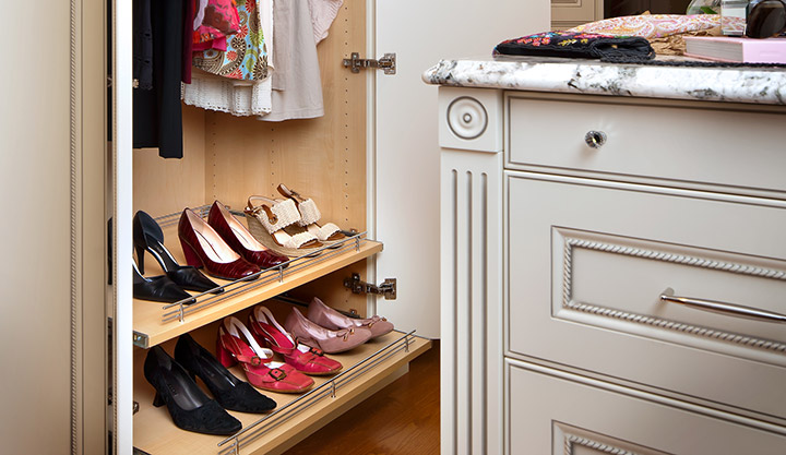 Mother's Day gift ideas dressing room