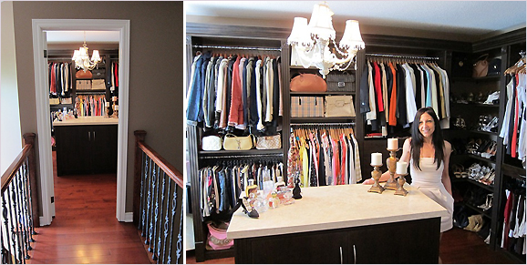 Merveilleux Dressing Room