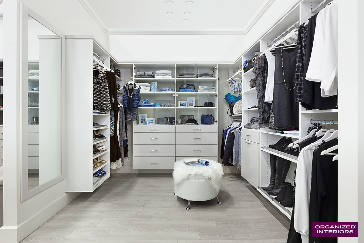 9 Walk In Closet Design Ideas All The