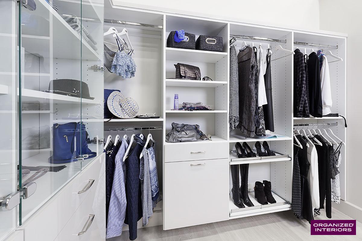 confidence boost closet