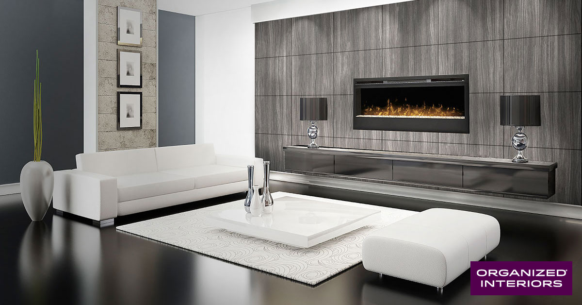 5 Fast Facts About Fireplace Feature Walls