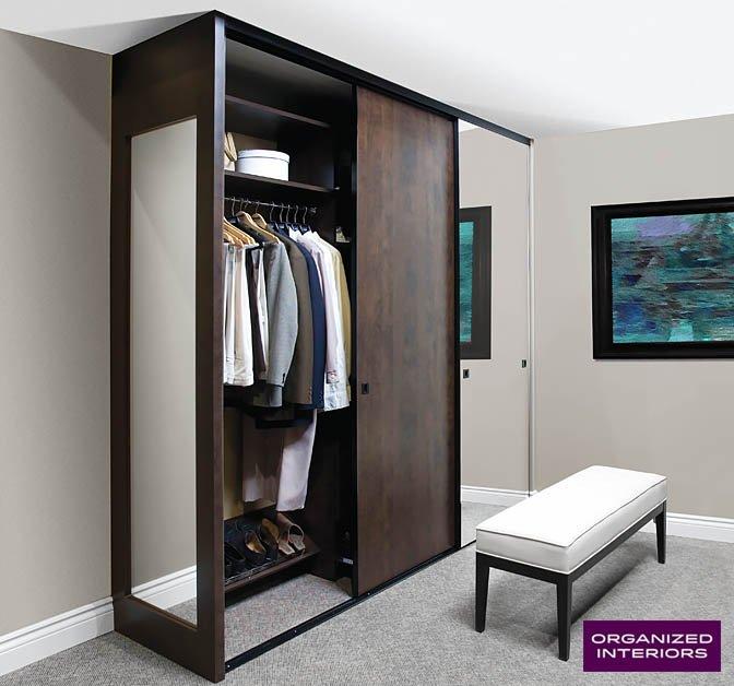 building closet storage