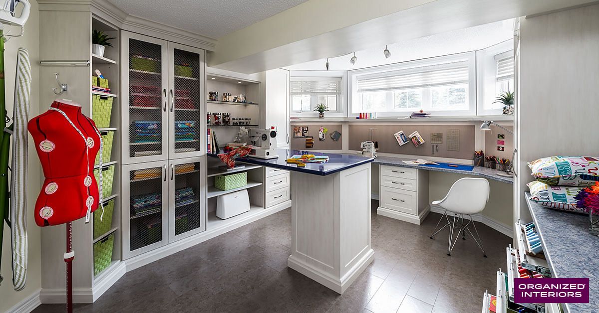 7 Craft Room Ideas To Inspire Your Creativity