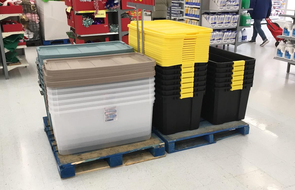 storage container sales
