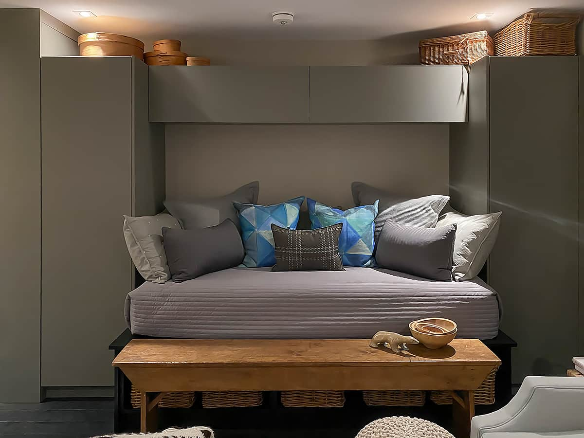 tiny space living room