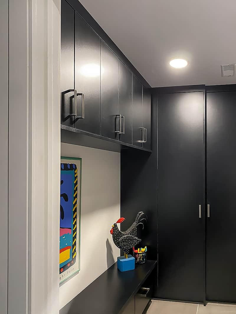 custom overhead-cabinetry