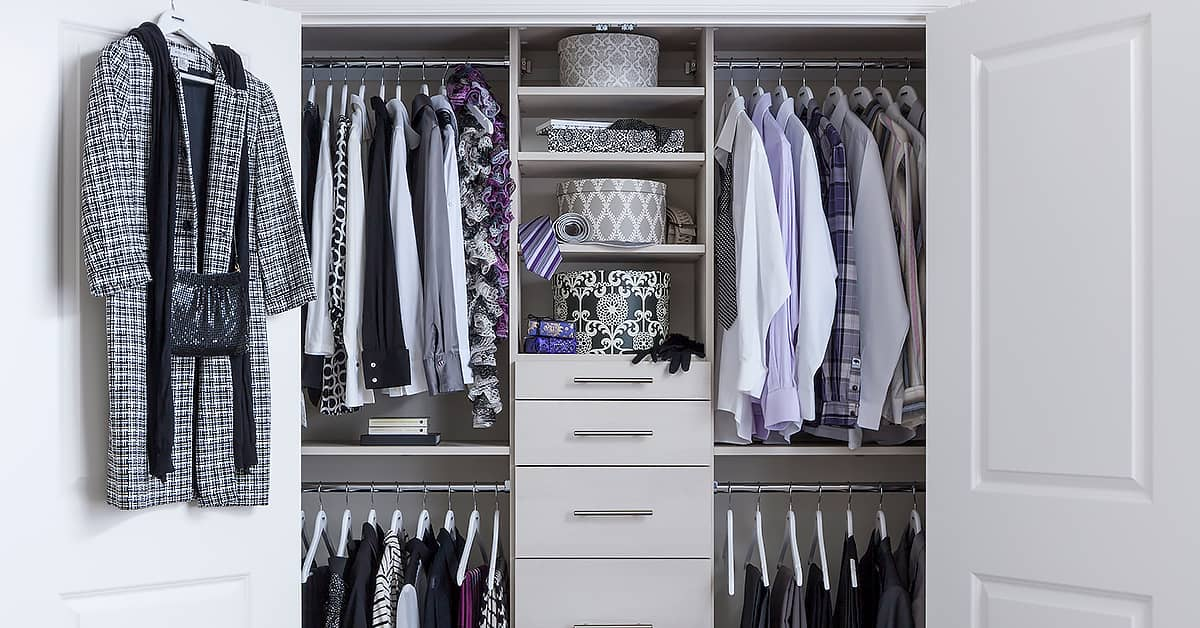 shared closet