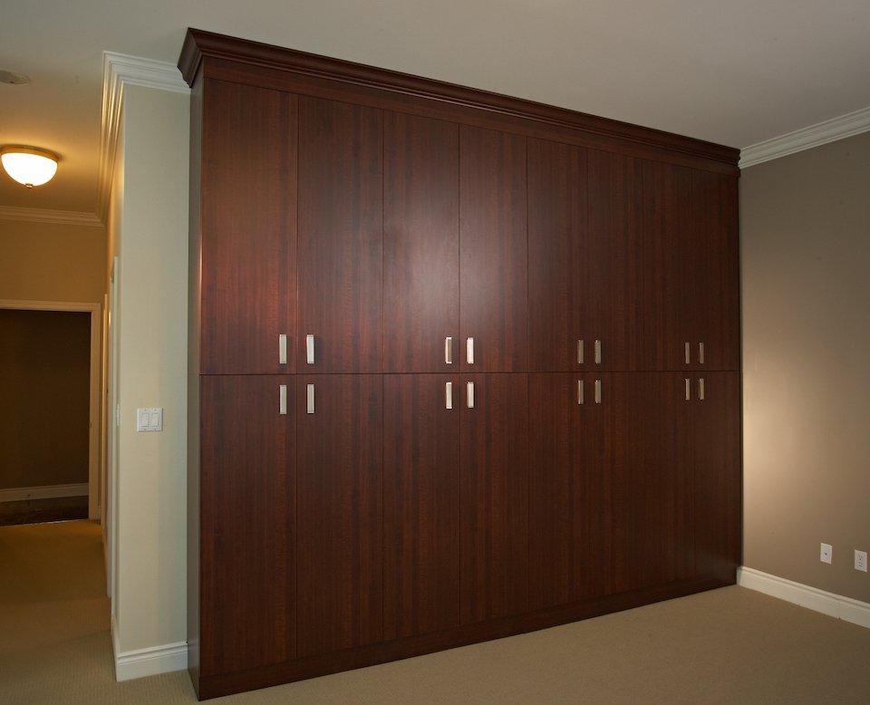 cabinet condo storage ideas