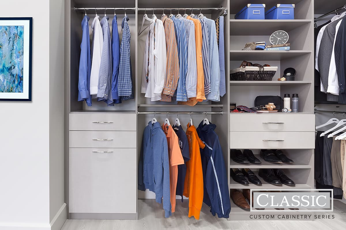 Closet Systems Organized Interiors