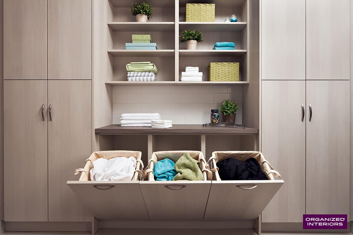 Laundry Room Storage Organization Solutions