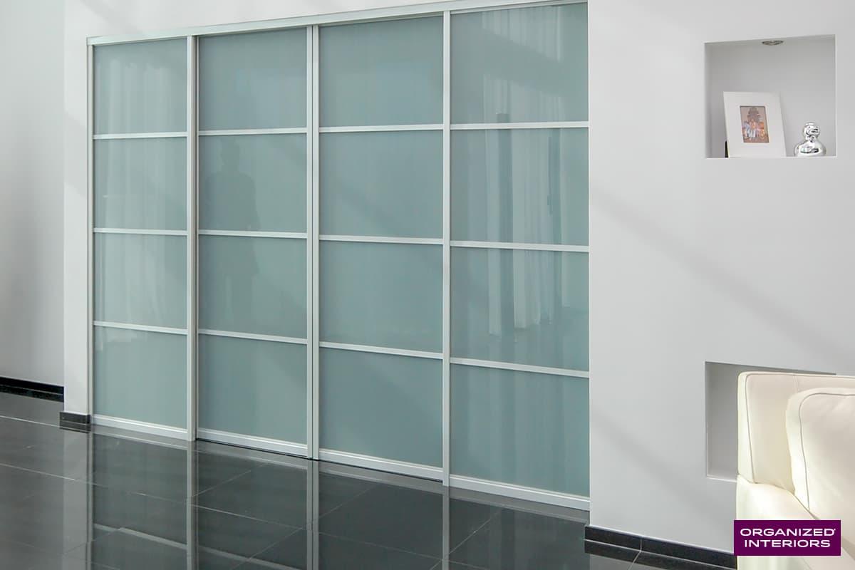 Sliding Closet Doors Toronto | Organized Interiors on