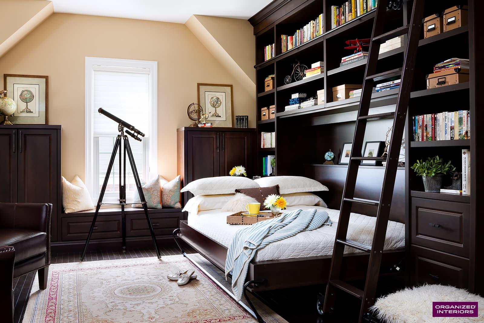Hidden Bed Or Murphy Beds