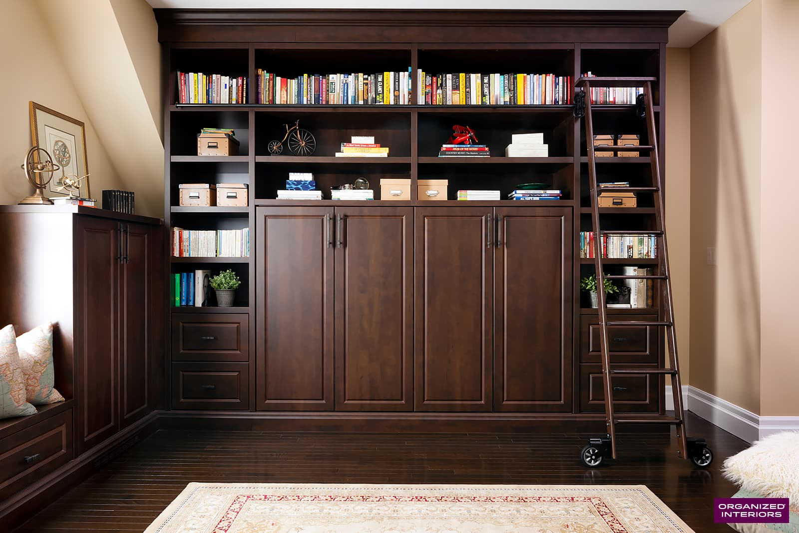 Picture of: Toronto Wall Beds Murphy Beds Organized Interiors